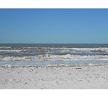 The Gulf of Mexico-Florida Photographic Print