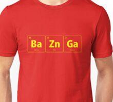 BaZnGa Bazinga Periodic Table Unisex T-Shirt