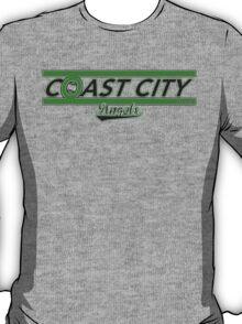 The Coast City Angels T-Shirt