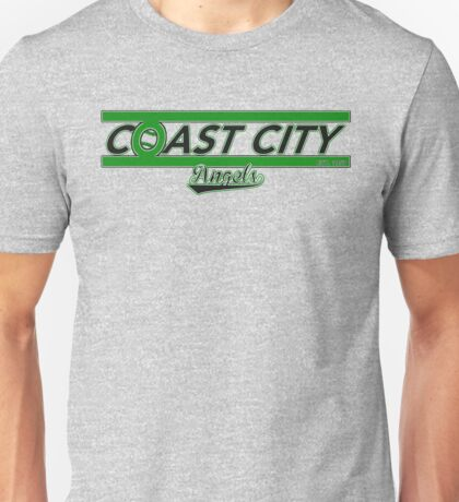 The Coast City Angels Unisex T-Shirt