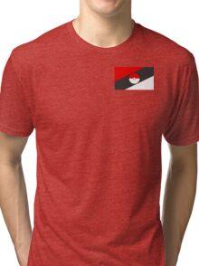 Pokemon Nation Flag Tri-blend T-Shirt