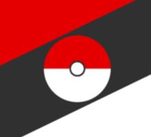 Pokemon Nation Flag Sticker
