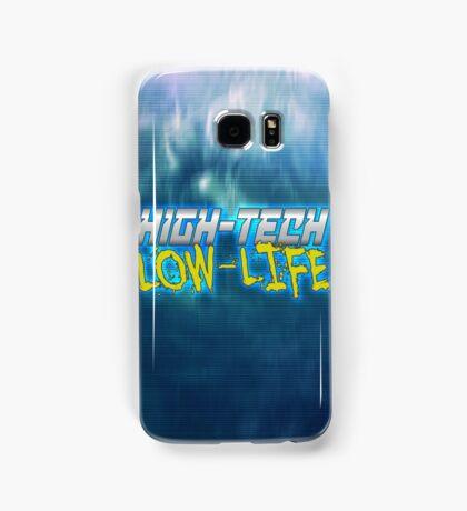 High Tech Low Life v2.0 Samsung Galaxy Case/Skin