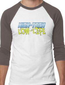 High Tech Low Life v2.0 Men's Baseball ¾ T-Shirt