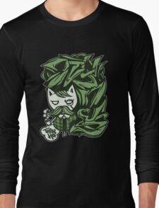 Tally-Ho! Green Long Sleeve T-Shirt