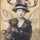 Peabo's Mushroom Quest by WinonaCookie