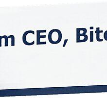 I'm CEO (Blank) by Govinda
