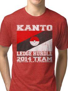Kanto Ledge Hurdling Team 2 Tri-blend T-Shirt