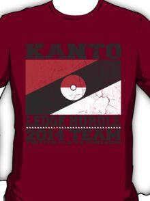 Kanto Ledge Hurdling Team T-Shirt