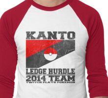 Kanto Ledge Hurdling Team Men's Baseball ¾ T-Shirt