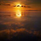 calm dawn by John Conway