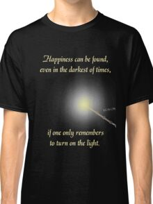 Harry Potter Happiness Quote Classic T-Shirt