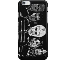 Black Parade iPhone Case/Skin