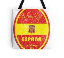 Euro 2016 Football - Espana Tote Bag
