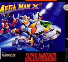 Mega Man X2 by MrPoop
