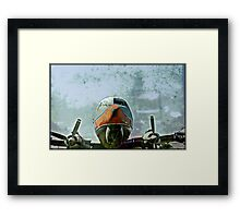 The Art of DC7 Framed Print