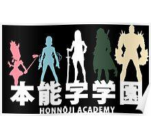 Honnoji Academy Poster