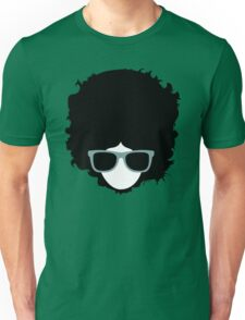 Hipster (wearing glasses) Unisex T-Shirt