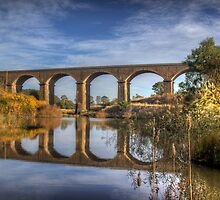 Malmsbury bridge by shaynetwright