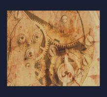 clockwork mechanism Baby Tee