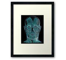 Contemplating the Inner Man Framed Print