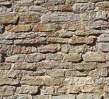 stone masonry fortress wall by mrivserg