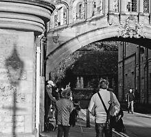 Bridge of Sighs (Oxford) by eddiechui