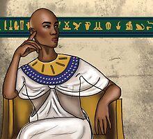 Pharaoh  by MadebyJenni