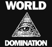 Illuminati - World Domination Baby Tee