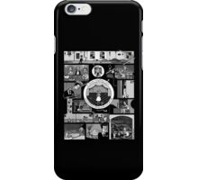 A Eraserhead story (in comic) iPhone Case/Skin