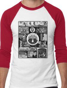 A Eraserhead story (in comic) Men's Baseball ¾ T-Shirt