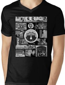 A Eraserhead story (in comic) Mens V-Neck T-Shirt