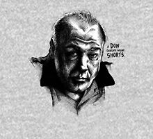 A don with Shorts - the Sopranos Unisex T-Shirt