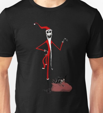 Sandy Claws - Nightmare before christmas Unisex T-Shirt