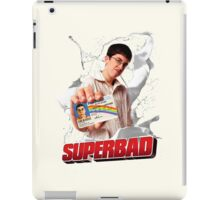McLovin and is Fake ID iPad Case/Skin