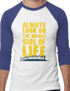 Life of Brian song Men's Baseball ¾ T-Shirt