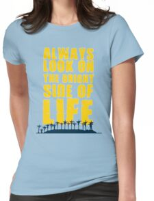 Life of Brian song Womens Fitted T-Shirt