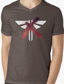 Fireflies The Last Of Us Mens V-Neck T-Shirt