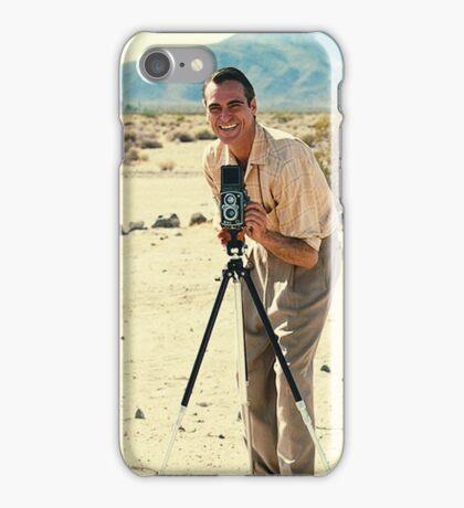 Freddie Quell iPhone Case/Skin