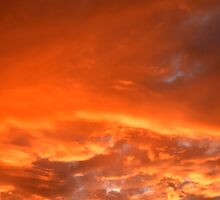Fire in the Sky by Timothyoleary