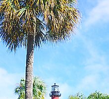 Jupiter Lighthouse by designingjudy