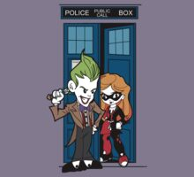 Madman in a Blue Box Kids Clothes