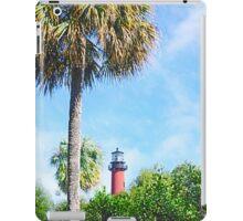 Jupiter Lighthouse iPad Case/Skin