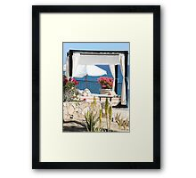 Lazy Afternoon Framed Print