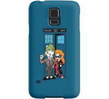 Madman in a Blue Box Samsung Galaxy Case/Skin