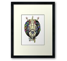 Robot God - Trinity 2.0 Framed Print