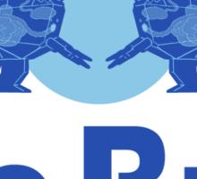 Ice Bull Sticker