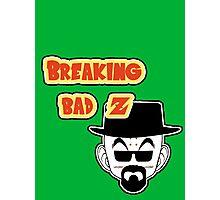 Crossover Breaking bad - Dragonball. Krillin Photographic Print