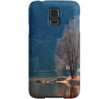 Gone fishing | waterscape photography Samsung Galaxy Case/Skin