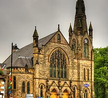 Barnard Castle Methodist Church by Tom Gomez